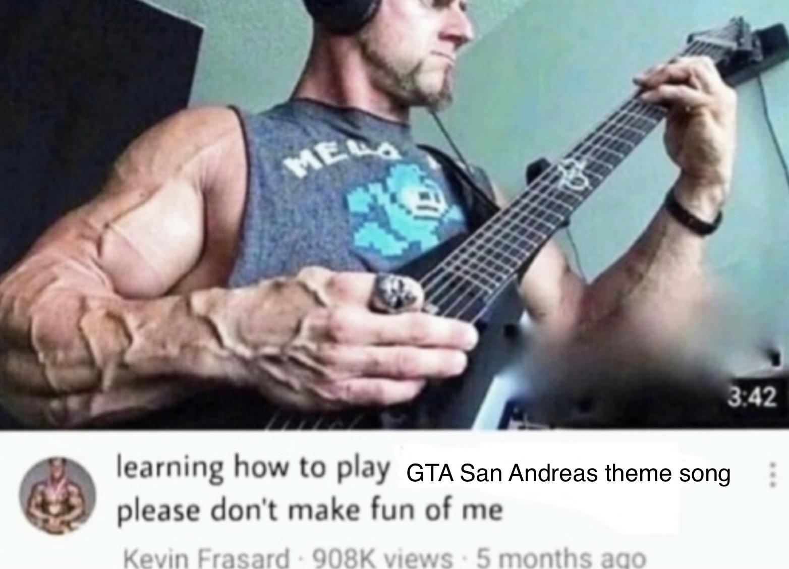 San Andreas LEYENDA - meme