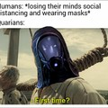Quarian love is dangerous