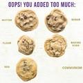 Pas de démocratie, pas de cookie