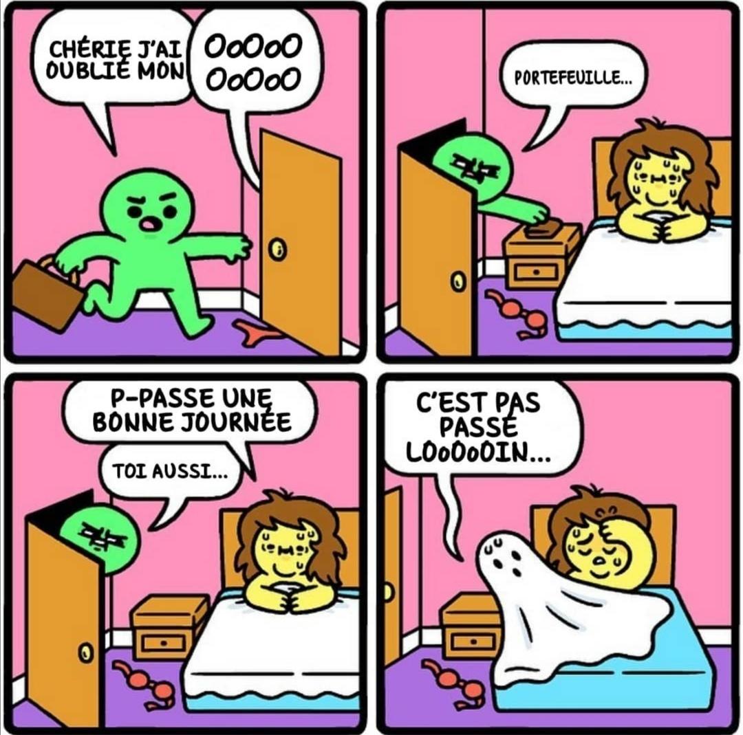 Nouveau comic de Mr. Lovenstein :) - meme