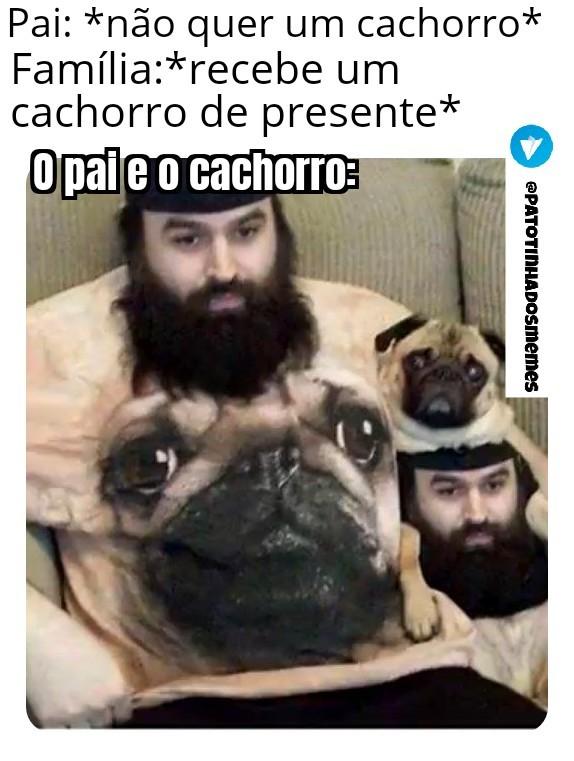 Meme de pets - patotinhadosmemes