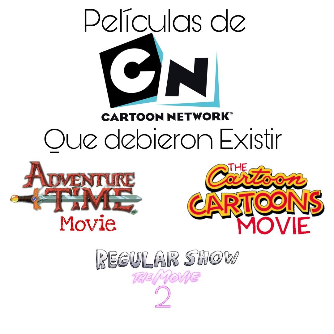 Mi última parte de esta Sección voto por cartoon Cartoons sera mejor que el de Crossover Nexus - meme