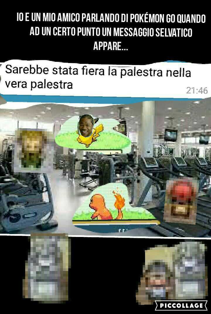Pokémon go - meme