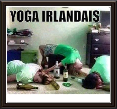 ils sont forts ces irlandais - meme