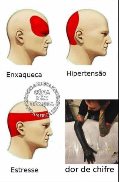 Corno Branco - meme