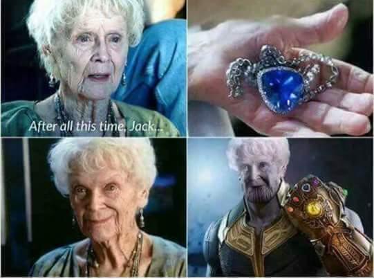 ella tenia la ultima :o - meme