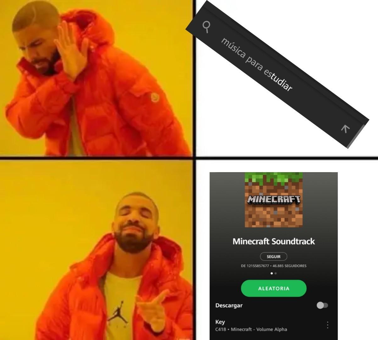 Lo mejor para el estudio - meme