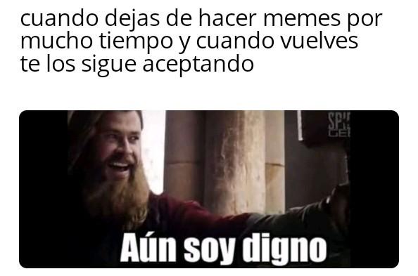 Platilla gratis - meme