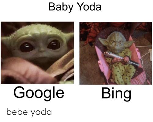 Yoda bébé/ bébé yoda - meme