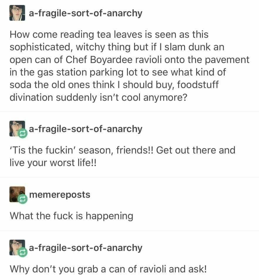 Chef BOIardee - meme