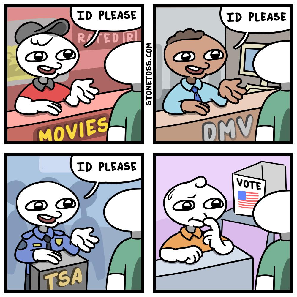 Stonetoss Poll - meme
