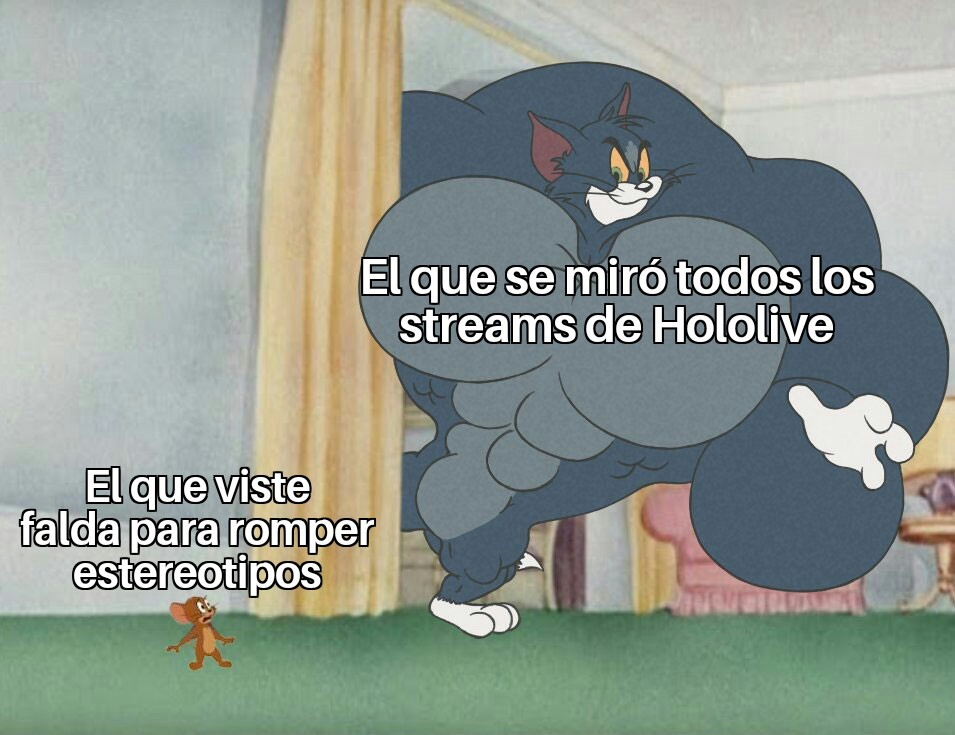 Honestamente yo solo miro los clips que la gente hace porque yo no tengo el tiempo suficiente para mirar streams, y no hablo taka taka - meme