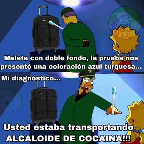 Cocaina 2 - meme
