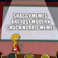Praise Shaggy
