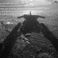 Opportunity: Like a rover in a dust storm