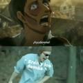 Shingeki no kyojin bertholt qlio muerete, perdón por no subir meme de Anto...