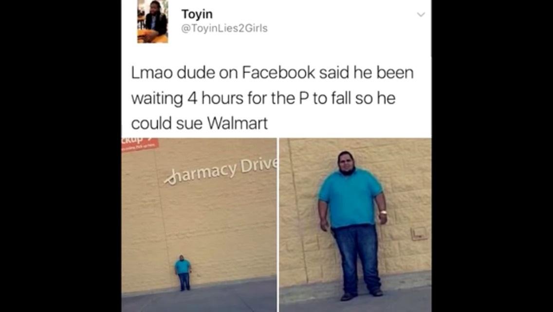 Did he actually tho? - meme