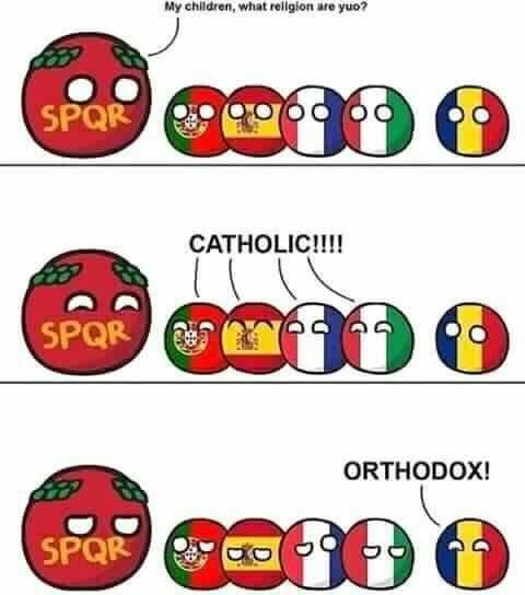 Rumania xd - meme