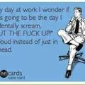 Today especially