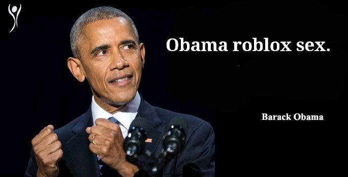 Obama Roblox sex - meme