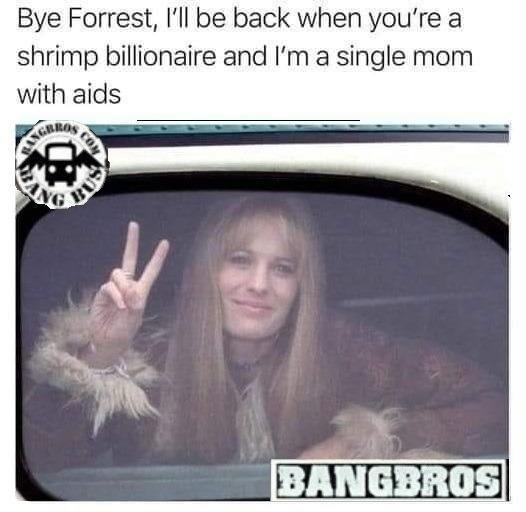 forest gump - meme