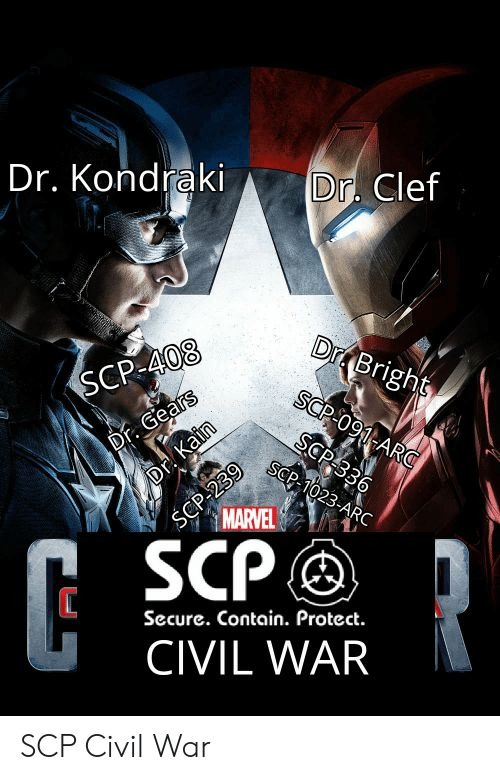 Incidente Clef-Kondraki - meme