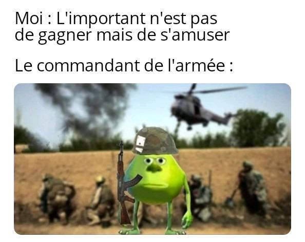 Encore une vague de memes traduits et refaits :)