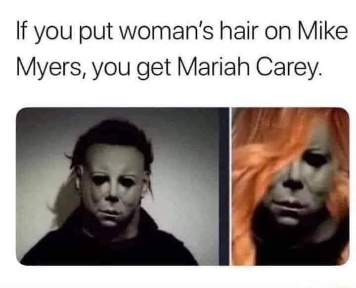 Mariah Meyers - meme