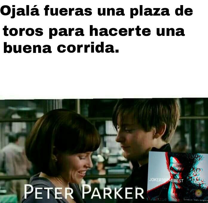 Este parker... - meme
