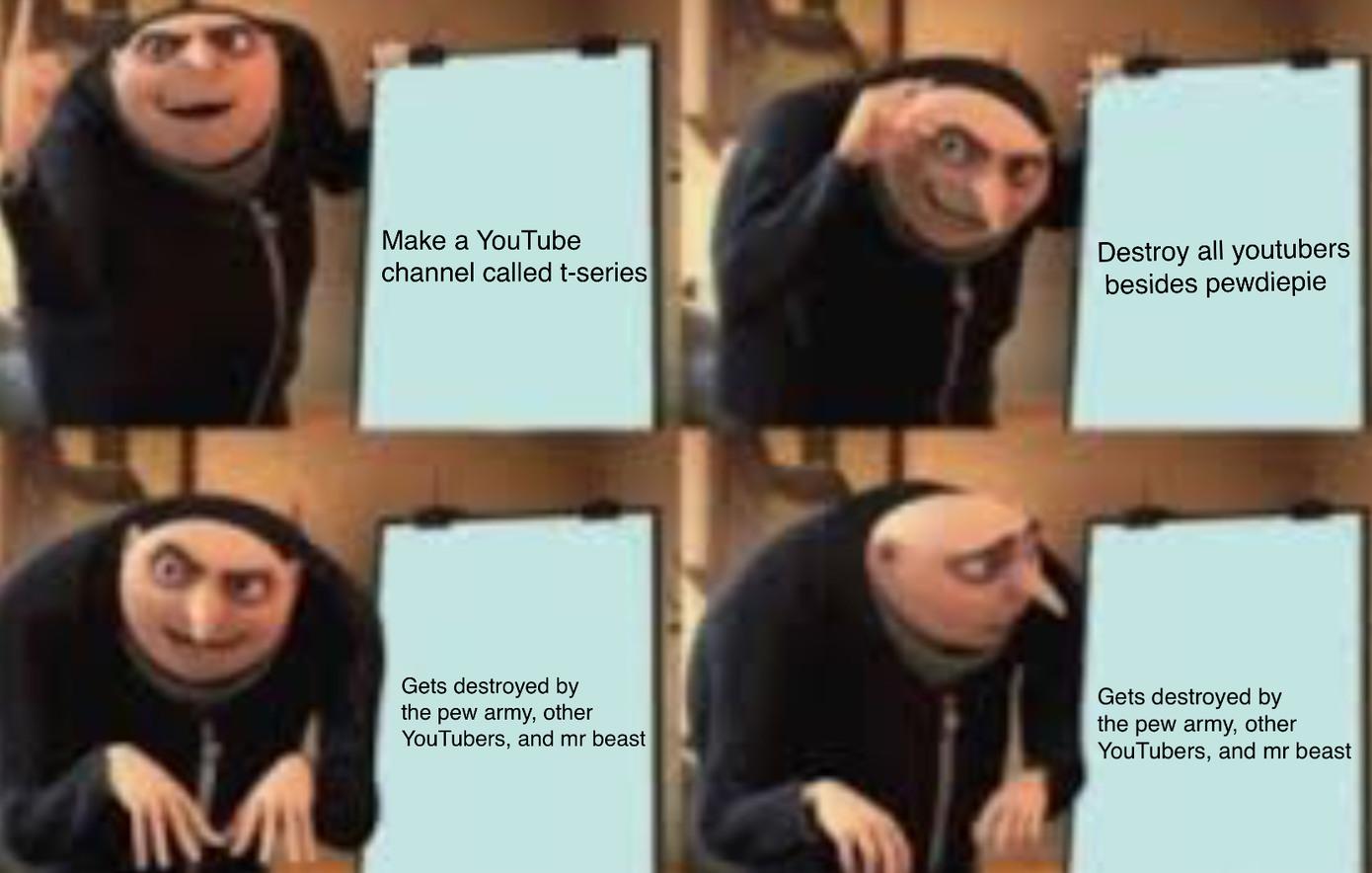 T series - meme