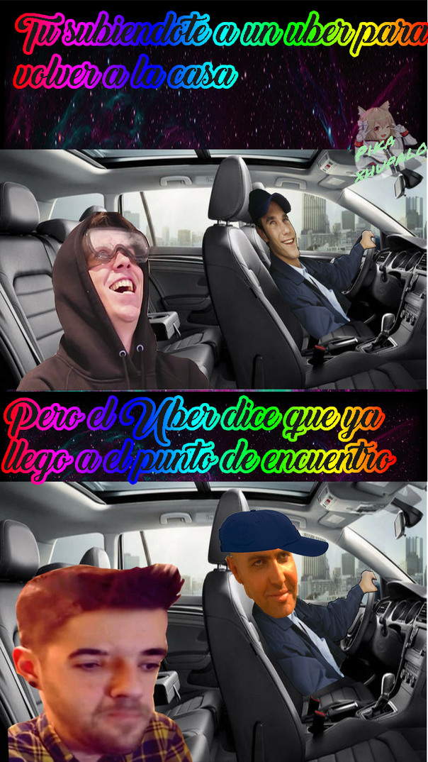 Espero que les guste la edicion :BadPokerface: - meme