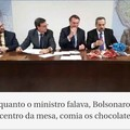 Bolsonaro gordo pra krl