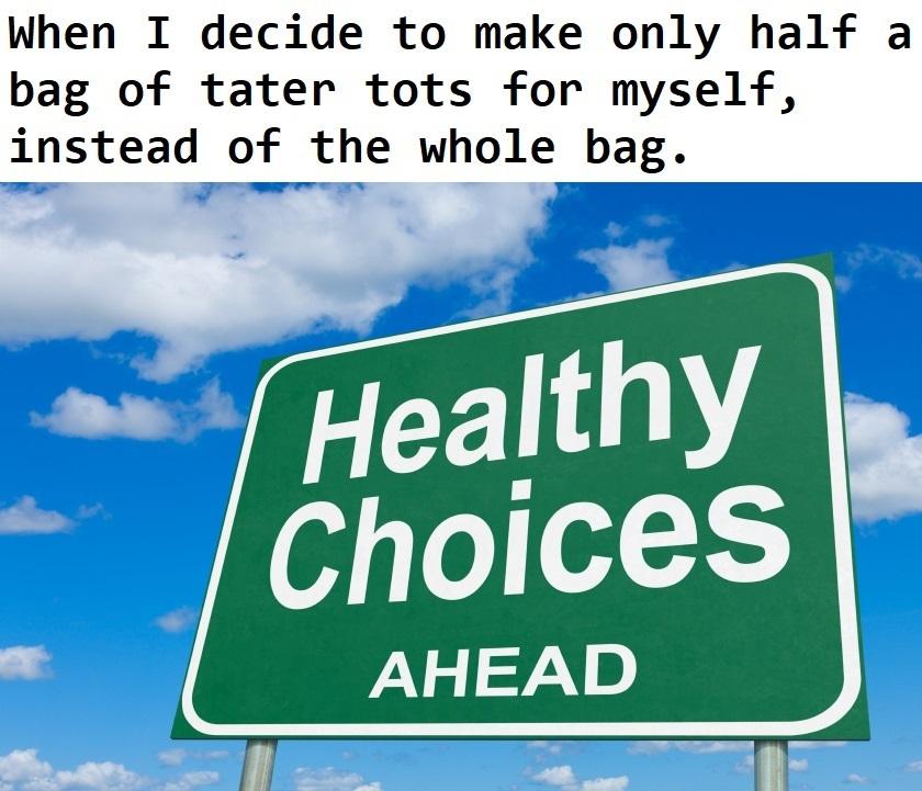 Self control - meme