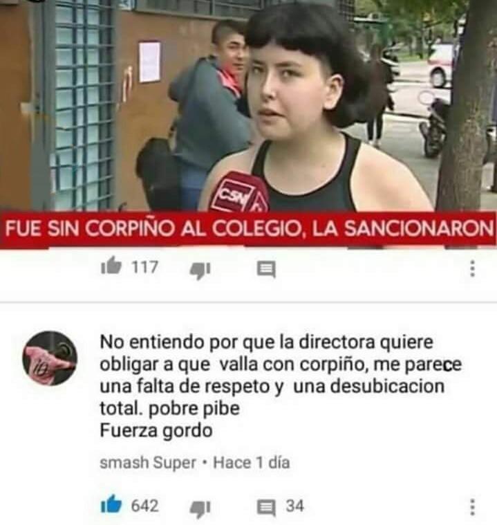 #FUERZAGORDO - meme