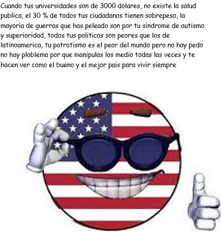 estados unidos de las hamborguesas - meme