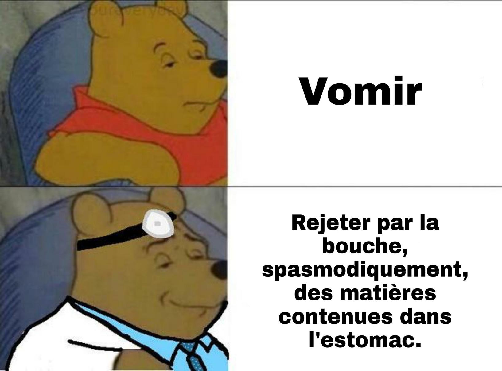 Dégobiller - meme