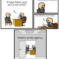heterosexual pride!