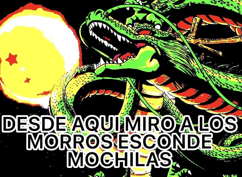 MALDITOS - meme