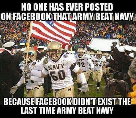 Lowblow from my navy bro.. - meme
