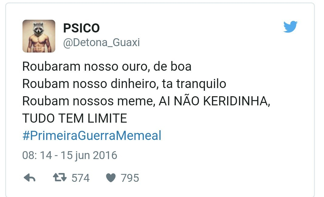 Portugueses... - meme