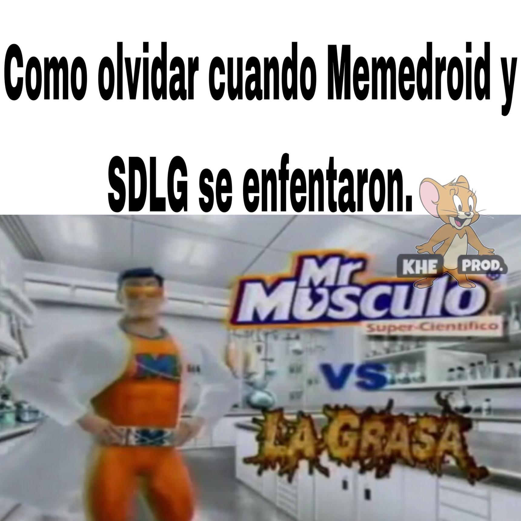 No a la grasa :^) - meme