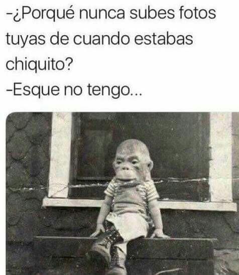 Changos ! - meme