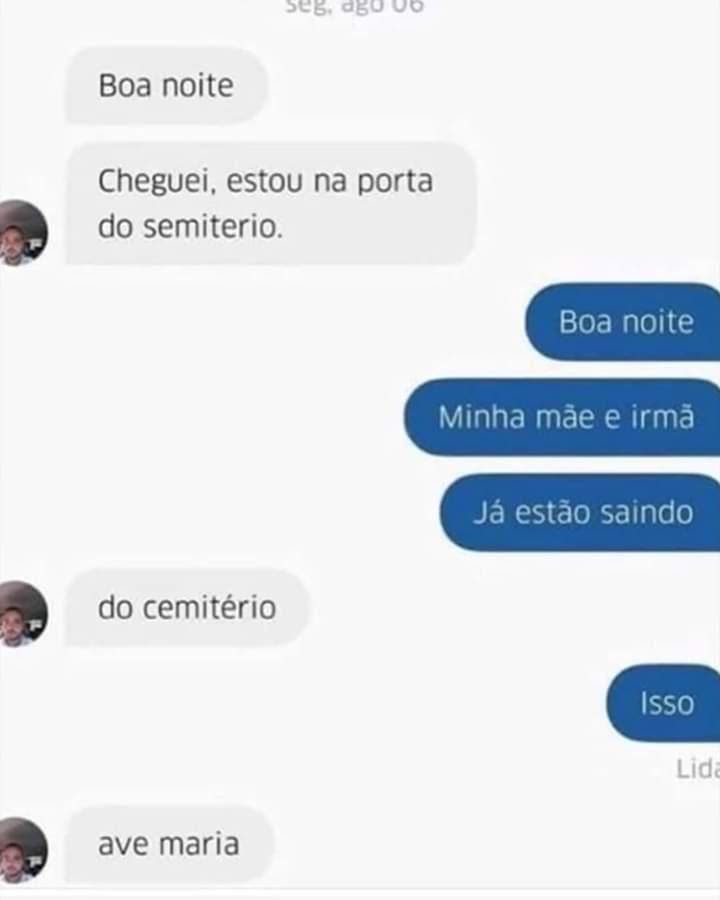 Ave Maria - meme