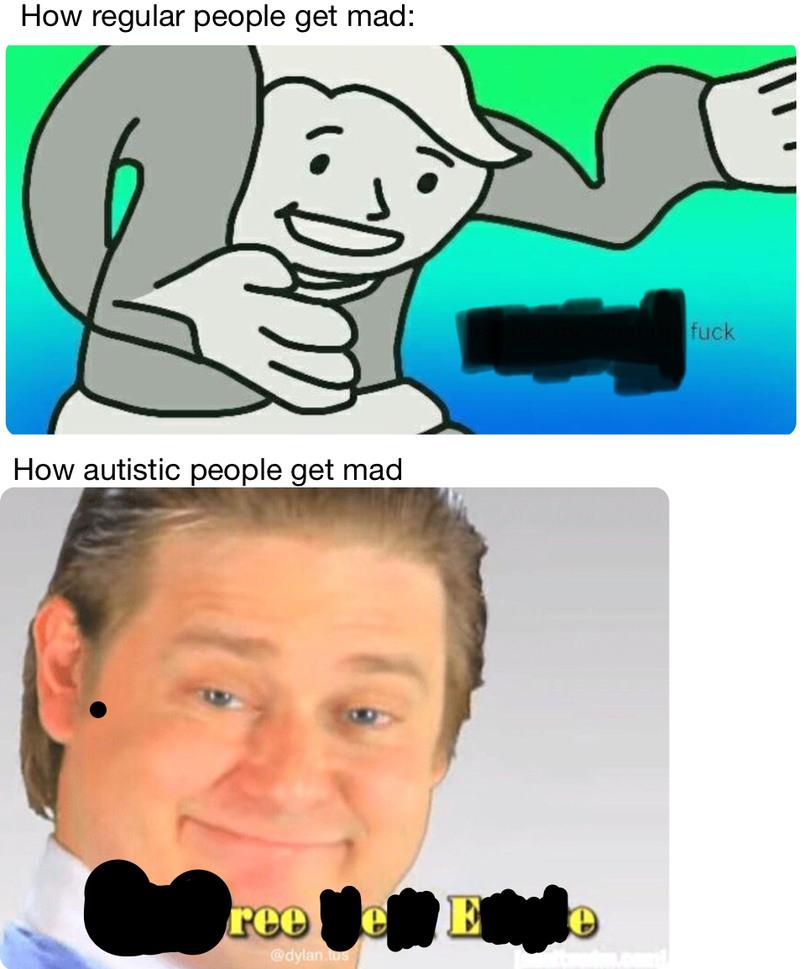 Autism - meme