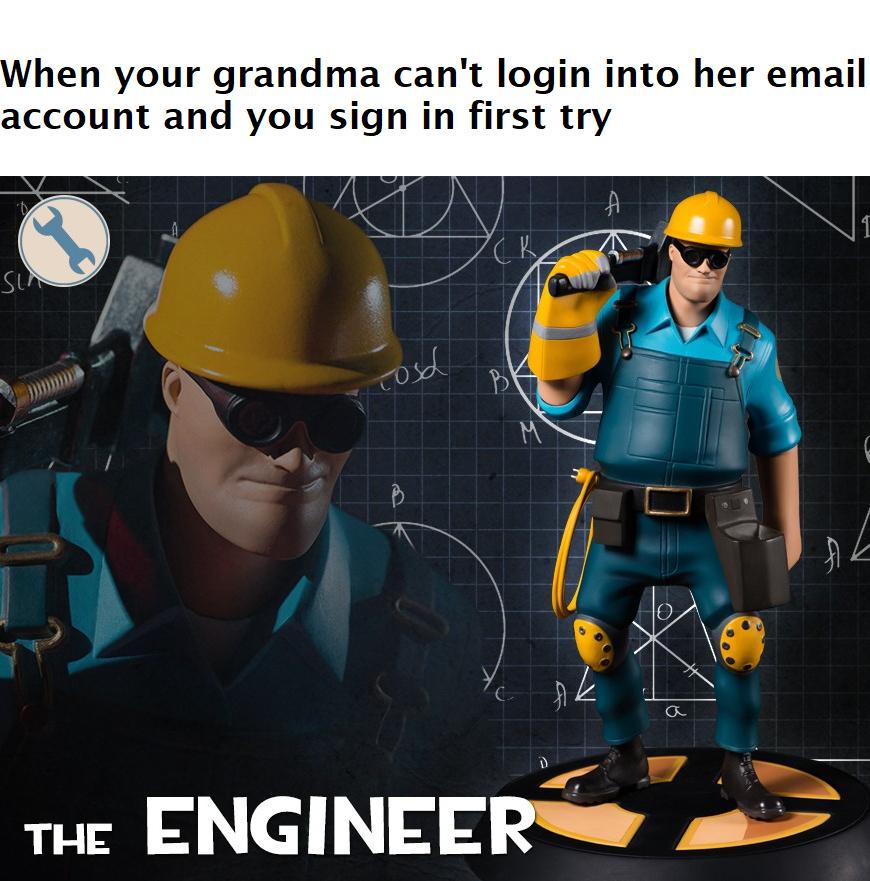 Gotta move that gear up - meme