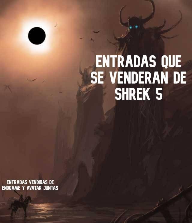 Shrek 5 - meme