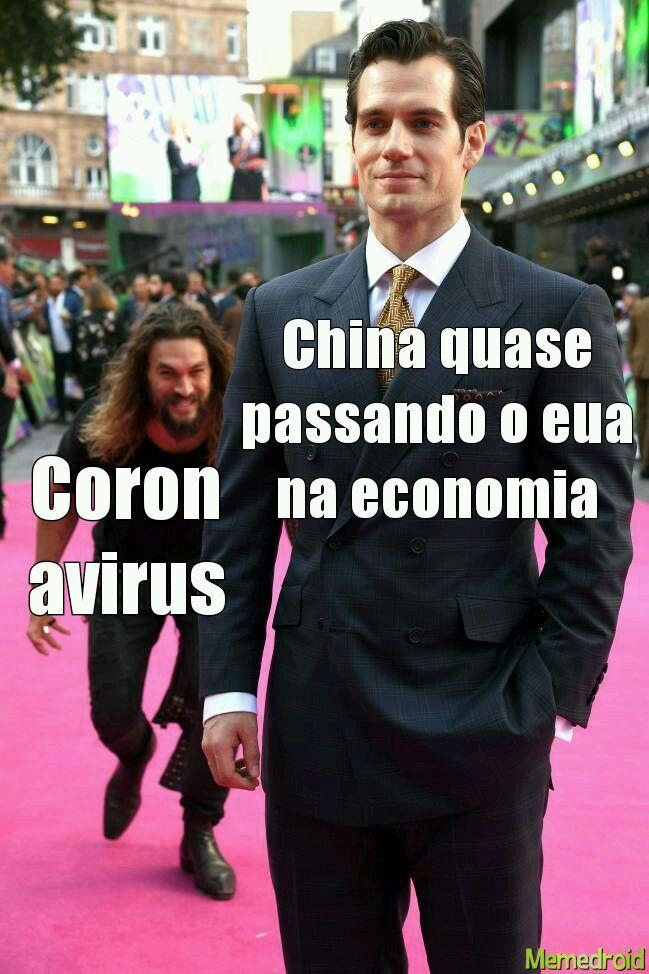 Coringavuris - meme
