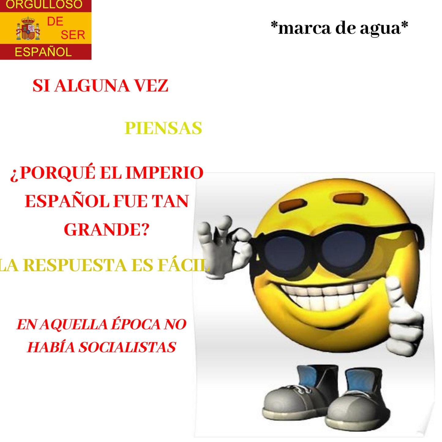 Malditos socialistas - meme