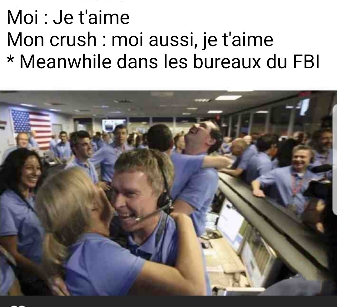 FBI agents - meme