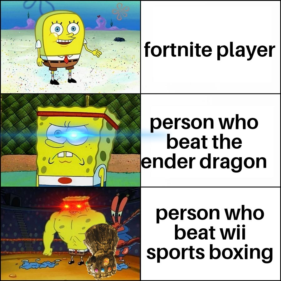 Do Wii have a problem? Yes, fortnite. - meme